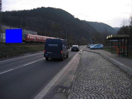 Kulmbacher Str. saw. (B85) geg. Neumühlenweg, 07318, Saalfeld