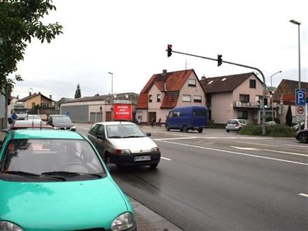 Wormser Str.  (B 44) / Wilhelmstr. 113 quer, 68623,