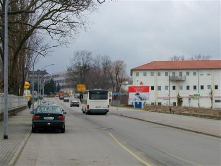 Burgstr.  / Nh. Arbeitsamt quer VS, 04720, Döbeln