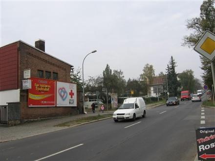 Weißenfelser Str.  (B 91)  / Gärtnerstr., 06712,