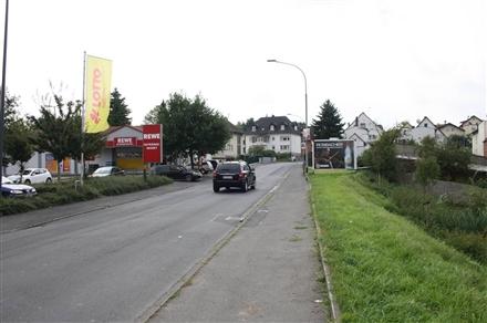 Alter Weg  / Licher Str. 40 geg. Einf. (PP) Rewe VS, 35415, Garbenteich