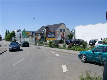 Duttweiler Str. 5  / Speyerer Str. / Hockenheim-Center Zuf. re. quer, 68766, Talhaus