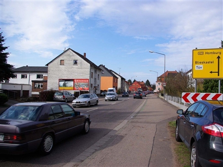 Homburger Str. 31  Giebel, 66424,