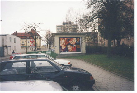 Damaschkeweg - Prinz-Rupprecht-Str. - Südseite, 93053, Kasernenviertel