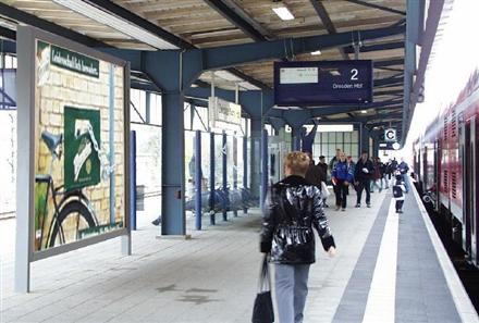 Hauptbhf./Bahnsteig Gleis 2, 08056, Innenstadt