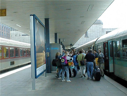S-Bf Altona, Fernbahnsteig Gleis 9, 22765, Altona-Altstadt