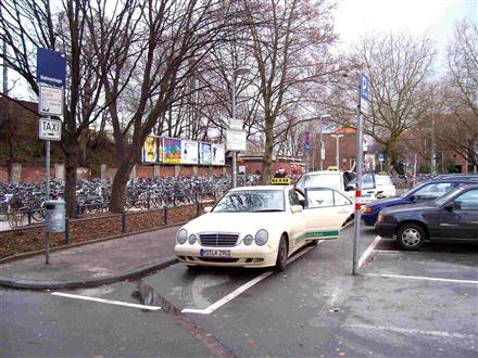 Bremer Platz Hbf li vom Osteing., 48155, Stadtmitte