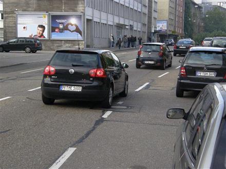 Östliche Karl-Friedrich-Str.  26 li. quer, 75175, Innenstadt