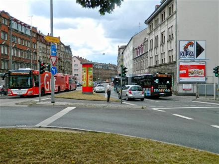 Erlanger Str.  35-37/Poppenreuther Str. re. quer, 90765, Ronhof 3