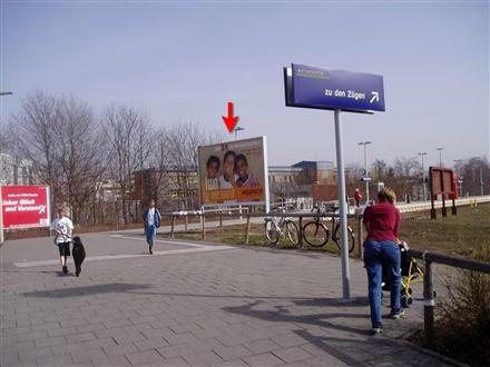 Bf Nordost, Zugang Sicht Vorplatz, 90491, Schoppershof